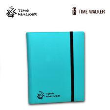 TIMEWALKER Times Sandglass 9-Pocket  BINDER  Light Green  MTG  Shipping:Free