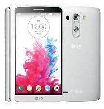 LG G3 32GB 13.0MP Camera RAM 3GB QUAD-CORE 4G LTE (Unlocked) WHITE Mobile Phone