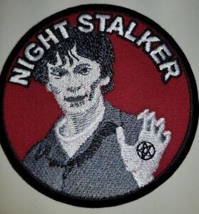 Richard Ramirez Night Stalker Patch