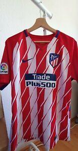 Antoine Griezmann 7  Trikot Atlético Madrid Jersey Camiseta Saison 2018