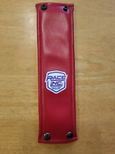 Race Inc. BMX Bike Stem Pad Red
