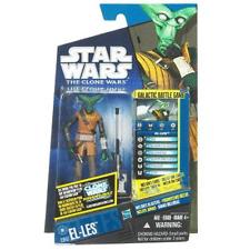 Star Wars bounty hunter  EL-LES The Clone Wars Action Figure