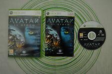 Avatar xbox 360 pal