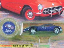 1997 Johnny Lightning Corvette Sting Ray III Classic Customs Corvette New in pkg