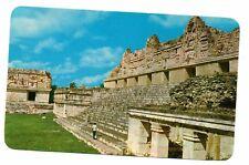 Mexique - Temple of Venus - Uxmal, Yucatan   (D9500)