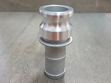 """1-1/2"""" (1.5"""") Hosetail Camlock - Type E - Aluminium - Camlocks - (40mm)"""