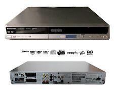 Panasonic Multiregion Silver DMR-ES20D DVD Recorder Freeview Digital DVR DVB