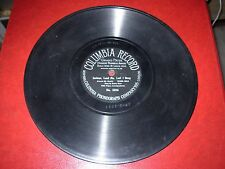 HENRY BURR saviour lead me lest i stray ( jazz ) 78 rpm columbia 3236 ONE SIDED