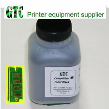 1 Refill Toner Reset Chip for Ricoh SP 201 203 204 211 212 213 N / NW / SN 100g