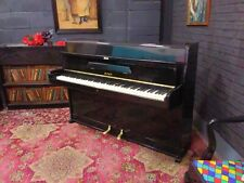 """Reconditioned High Gloss Black """"PETROF"""" Piano. NATIONAL DELIVERY 5YR GUARANTEE"""