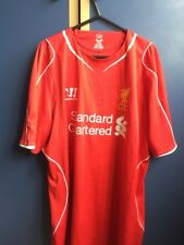 LIVERPOOL RED FOOTBALL SHIRT Size XL