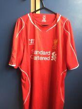 Liverpool Rojo Camiseta De Fútbol Talla XL