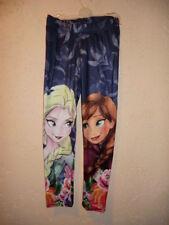 Disney Frozen Die Eiskönigin Leggins Anna und Elsa Größe 98 -104 NEU & OVP