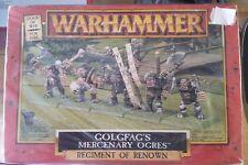 Golgfag's mercenario ogros-Warhammer/aos-Metal