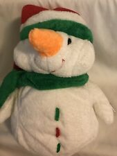 "Ty Pluffies ""Icebox"" Snowman"