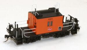Fox Valley Models FVM 31168 Milwaukee Road Transfer Caboose  HO