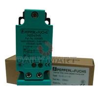 NEW Pepperl+Fuchs NJ15+U1+W Inductive Sensor 15mm Comfort Series