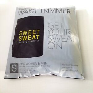 Sports Research Sweet Sweat Premium Waist Trimmer Used Once Size Small