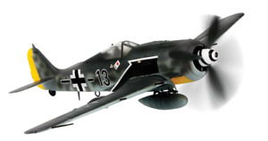 Forces of Valor - GERMAN FW 190A-8 Normandy, 1944 1:72 (85066)
