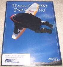 Hang Gliding & Paragliding Magazine December 2008