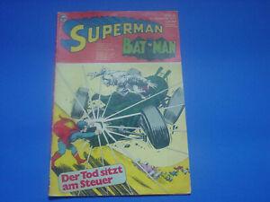 Superman Comicheft, Nr. 26 , von 1973, alt, selten !