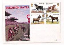 Bb28 1978 GB Brighton Corse FDC COVER Sussex {samwells-copre} PTS