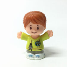 Fisher Price 2016 Little People Bus Driver Emily School Action Figure Baby Toy