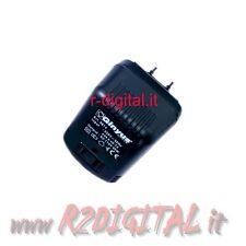 ALIMENTATORE 45W 220V a 110V ITALIA USA TRASFORMATORE ADATTATORE CONVERTITORE