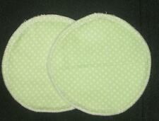 ~Remnant nursing pad sale~ 4 SETS~ Washable Breastfeeding pads w/ PUL 5 inch