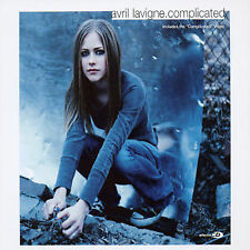 Avril Lavigne : Complicated Pop 1 Disc Cd
