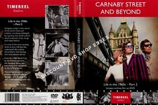 CARNABY STREET AND BEYOND. LIFE IN THE 1960s PART 2. UNSEEN ARCHIVE FILM ON  DVD
