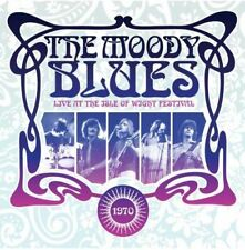Moody Blues-Live at the Isle of wight Festival CD NEUF
