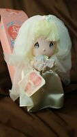 Precious Moments 1991 Cloth Doll Of The Month by Applause - June Bride