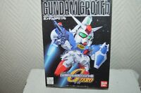 FIGURINE MAQUETTE  GUNDAM GPO 1Fb  G-ZERO BANDAI MOBILE SUIT MODEL KIT  1/100