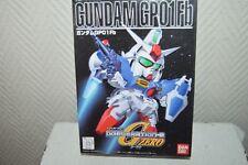 Figurine Model Gundam Gpo 1Fb G-Zero Bandai Mobile Suit Model Kit 1/100