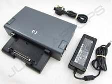 HP Compaq avancé Station D'accueil pour nx6320 nx6325 nx7400 + adaptateur AC