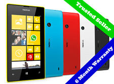 •ORIGINAL• 8GB Nokia Lumia 520 Windows Smartphone | Unlocked | 6 Month Warranty
