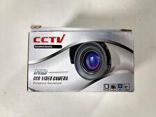 10 IR LED 2.8mm Pinhole 600TVL CMOS Micro CCTV Surveillance Monitoring Camera