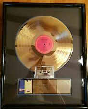 MEN AT WORK●TWO HEARTS●COLUMBIA●1984●ONE OF A KIND●FRAMED●REAL DEAL●GOLD-LP