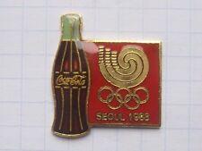 COCA COLA / SEOUL 1988 / OLYMPISCHE SPIELE ........... Pin (114k)