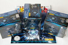 PANINI CHAMPIONS LEAGUE 2013/2014 13/14 - 3 x box + album ed. South America