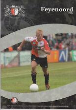 Programma / Programme Feyenoord Rotterdam v PSV Eindhoven 21-09-2003