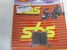 Plaquettes  Frein avant  SBS 794 RSI  KTM SX 50  LEM 50  POLINI X1 X3 X5