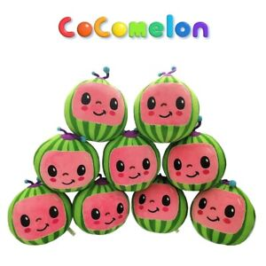 sing melon jj push toys kids gift cute stuffed music toy educational plus doll