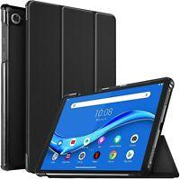 For Lenovo Tab M10 Plus Case Premium Smart Book Stand Cover (TB-X606F)
