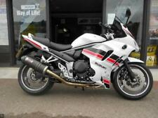 GSX 1160 to 1334 cc Capacity Sports Tourings