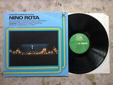 NINO ROTA - CONCERTO DI MUSICHE DA FILM - LP 1977 Classic music from soundtracks