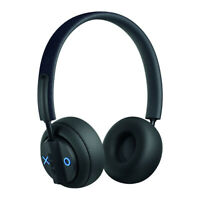 Jam Out There Active Noise Cancelling On-Ear Bluetooth Headphones (Black)