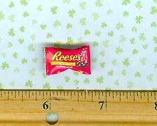 Dollhouse Miniature Size Peanut Butter Candy Baking Chips Bag