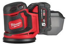 MILWAUKEE M18BOS125-502B ORBITAL SANDER  -  4933464230